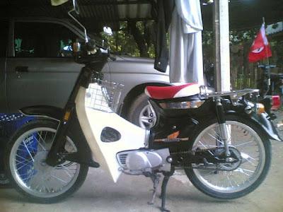 Honda 700