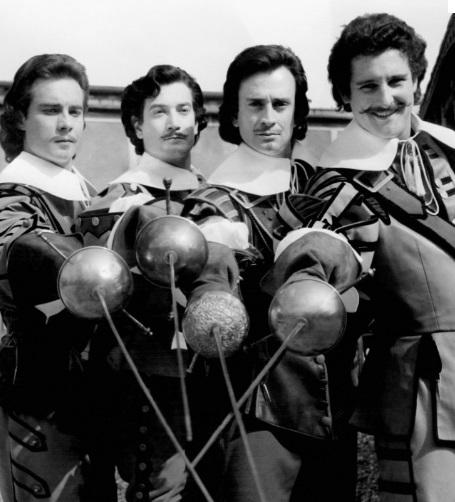 les 3 mousquetaires 1961
