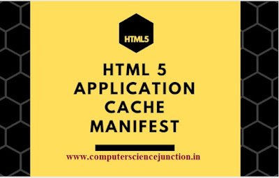 html5 application cache manifest