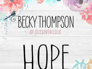 Hope Unfolding {A Book Review}