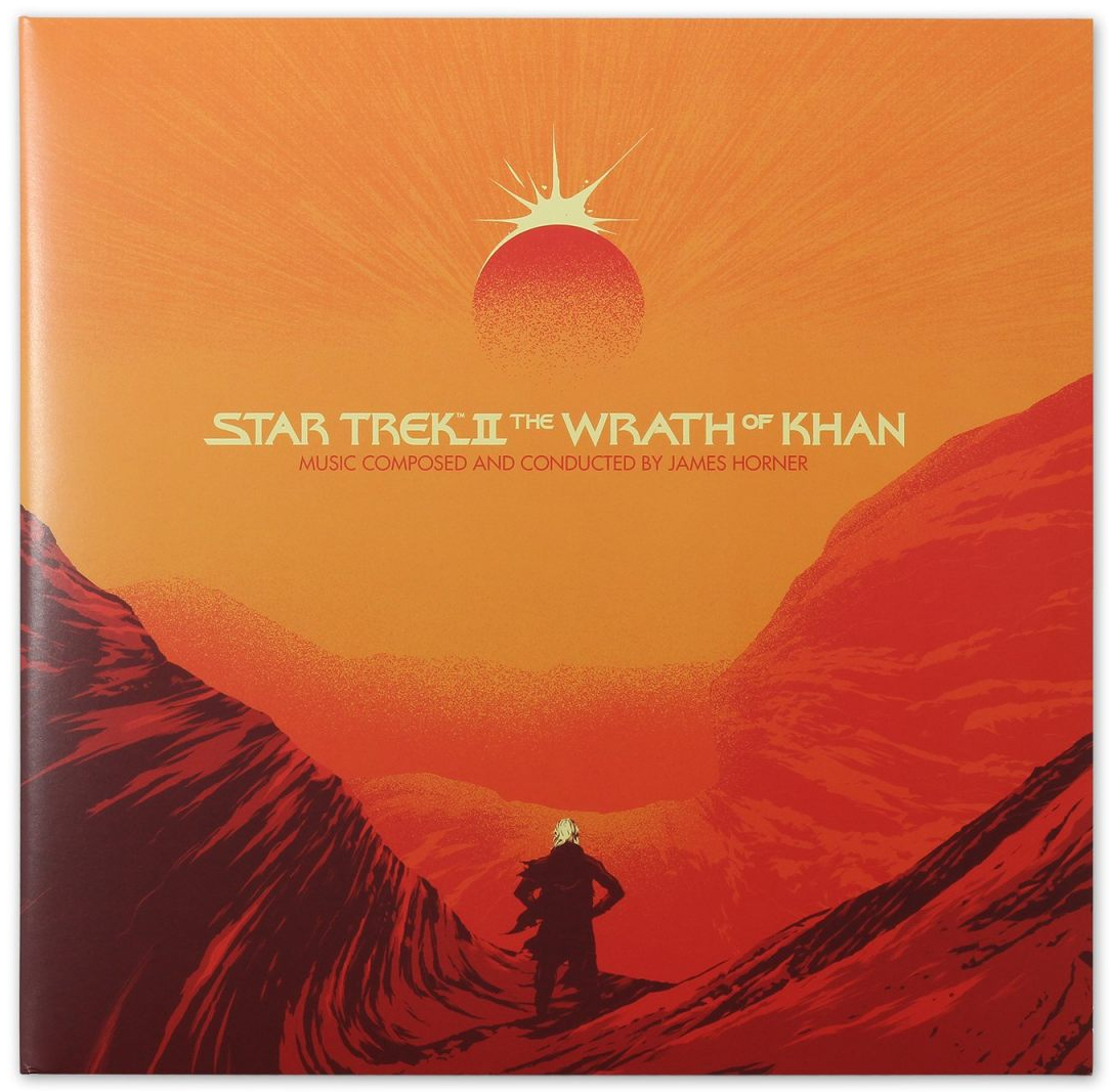 The Trek Collective Full Details Of Mondo S Wrath Of Khan