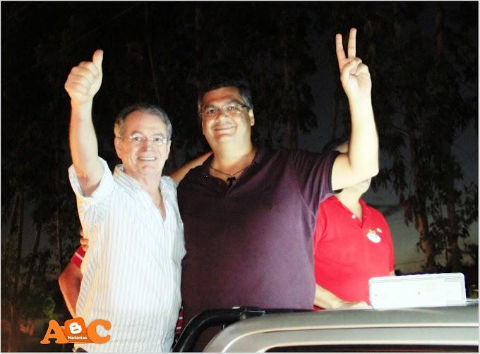 Flávio Dino quer Levi Pontes na Disputa pela Prefeitura de Chapadinha