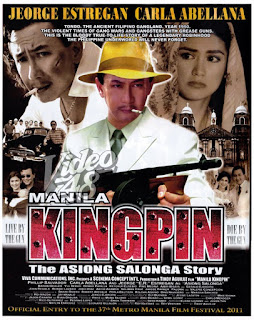 Manila Kingpin is based on the story of the notorious Tondo, Manila, gang leader Nicasio Asiong Salonga.