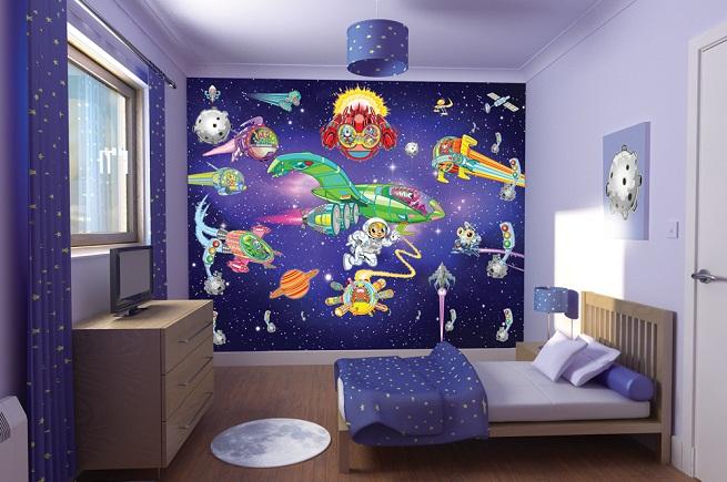 Hogares frescos habitaciones tem ticas infantiles - Habitaciones infantiles tematicas ...