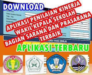 Aplikasi Penilaian Kinerja Wakil Kepala Sarana Prasarana Sekolah