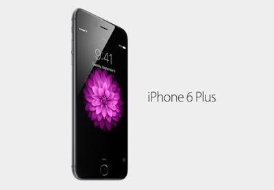 Dien thoai Iphone 6 plus