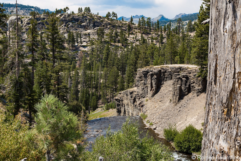 Devils Postpile National Monument View Things to Do in Mammoth in Summer