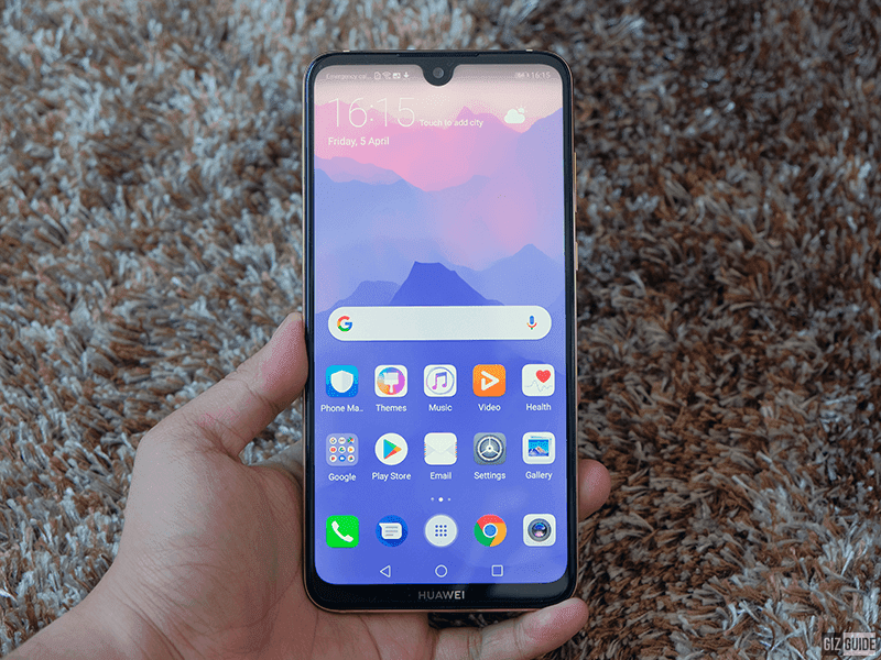 Huawei Y Max 2019 Unboxing and First Impressions