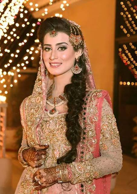 Top 10 Pakistani Bridal Dresses 2016 Makeup Tutorial