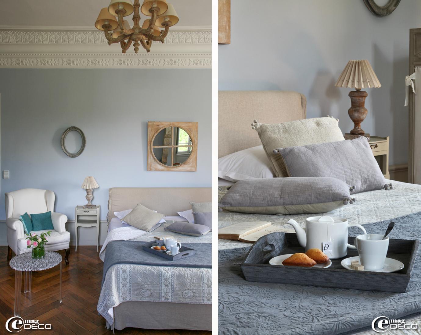 ch teau cl ment e magdeco magazine de d coration. Black Bedroom Furniture Sets. Home Design Ideas