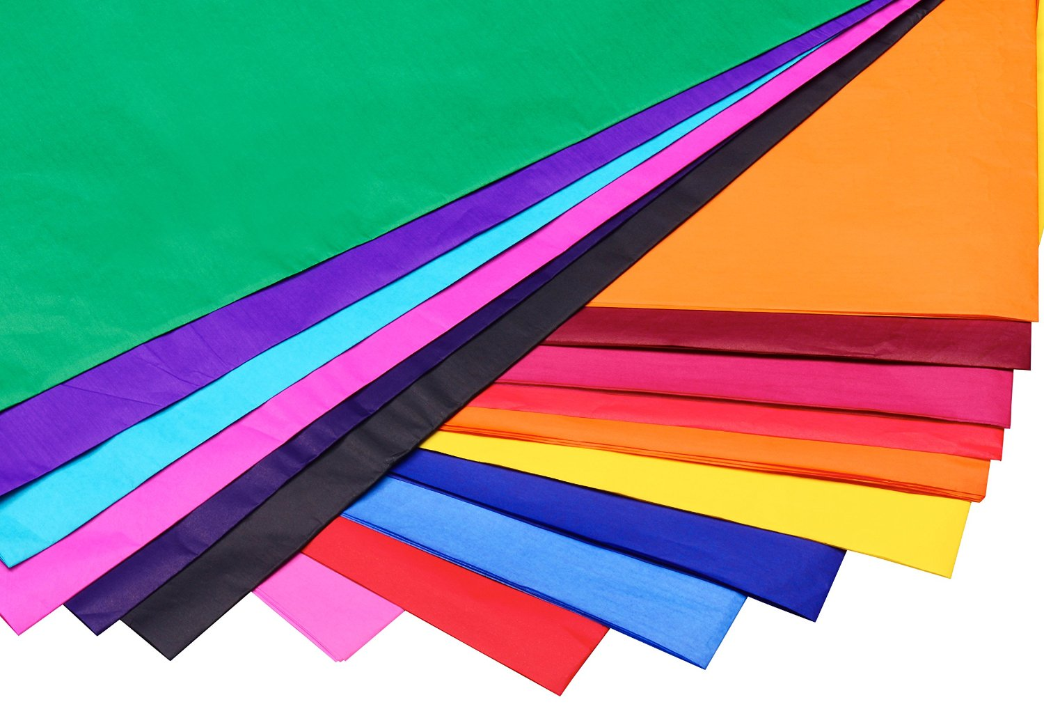 color tissue paper Our world-class solid color tissue paper is a must have for your shop order from bags & bows today and enjoy free shipping on orders of $500 or more.