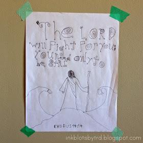 Ink Blots By Trd Adventures In Bible Art Amp Journaling