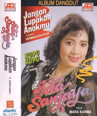 Ida Sanjaya Jangan Lupakan Anakmu 1991