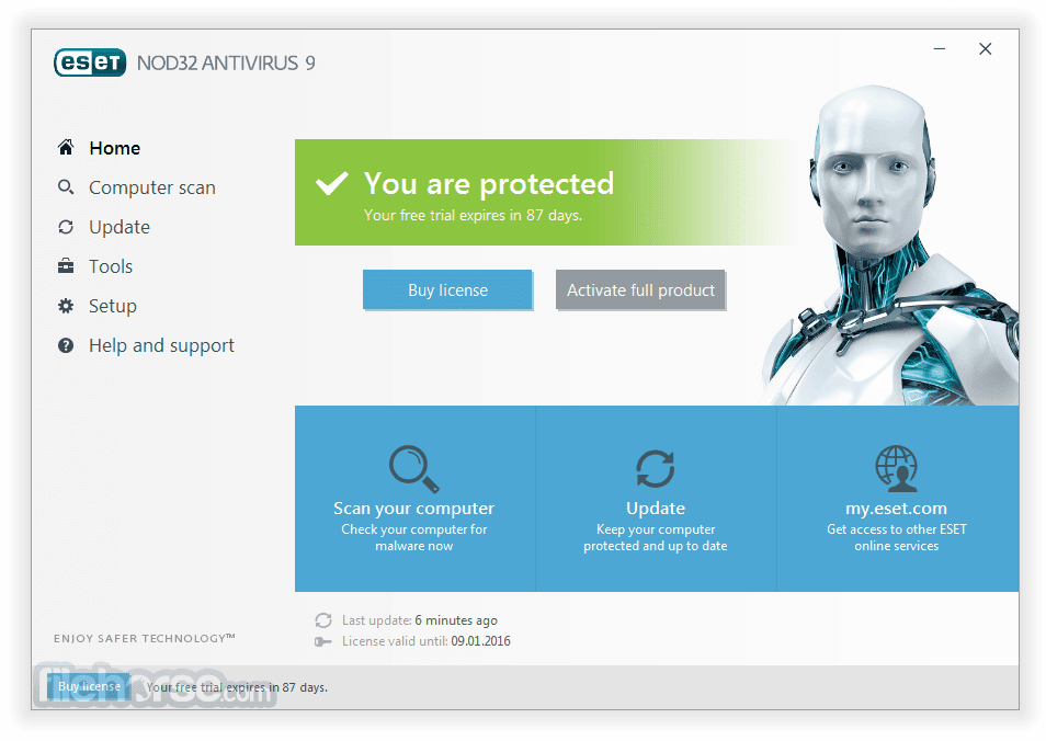 eset nod32 9 license key 2017