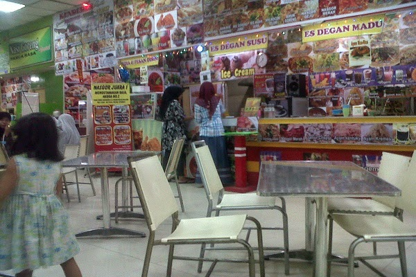 Food Court Matahari