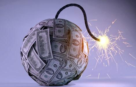 Τριάμισι χρόνια μνημόνιο… για να αυξήσουμε το χρέος 46%!