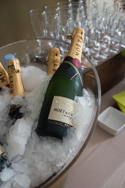 vin d'honneur champagne