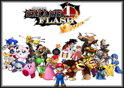 تحميل لعبة super smash flash 3