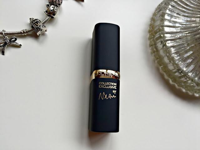 loreal lipstick naomi nude