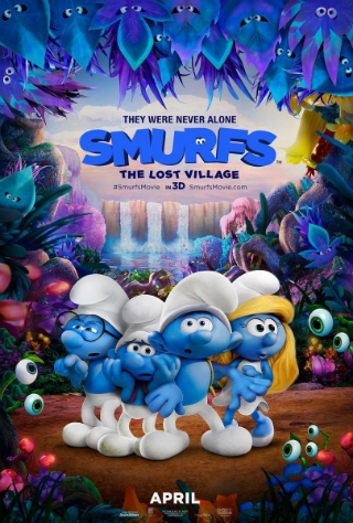 Smurfs: The Lost Village [2017] [DVDR] [NTSC] [CUSTOM HD] [Latino]