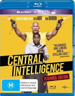Central Intelligence (2016) UNRATED BluRay 1080p 5.1CH