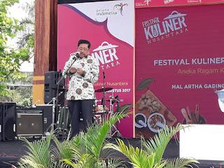 Festival Kuliner Nusantara 2017