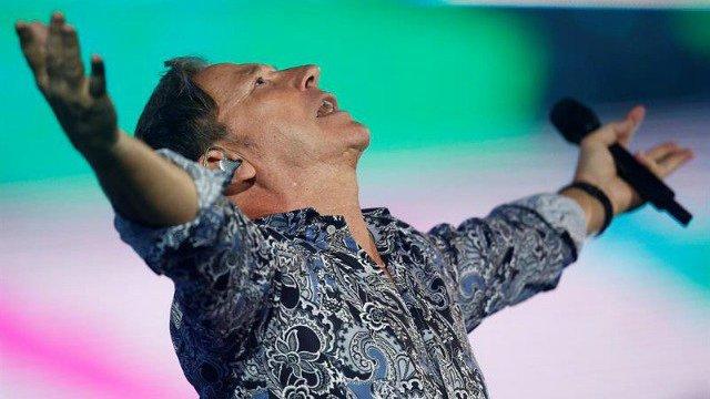 Ricardo Montaner dedica a Venezuela su concierto en Miami