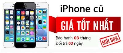 Hướng dẫn chọn mua iphone 5 quốc tế cũ