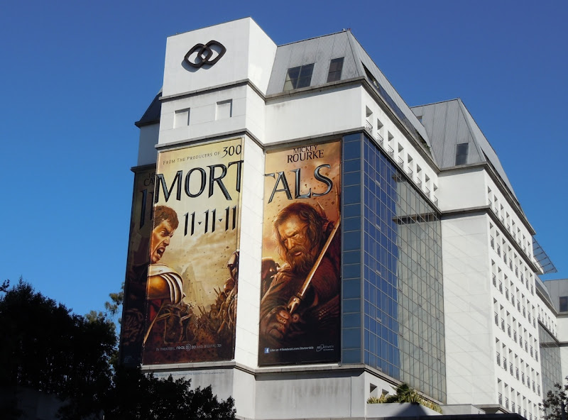 Giant Immortals billboard