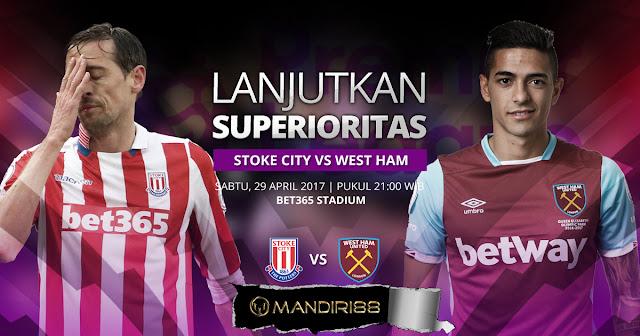 West Ham United vs Stoke City