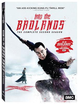 Into the Badlands Season 2 DVD