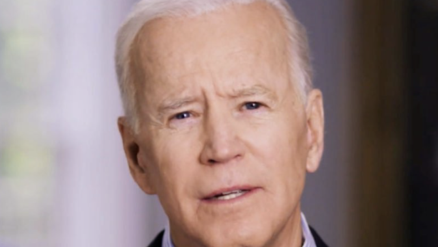 BIDEN ATTEMPTS TO WALK BACK CHINA'S 'NOT COMPETITION' REMARKS