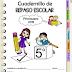 cuadernillos de actividades para repaso en vacaciones Quinto grado 5°