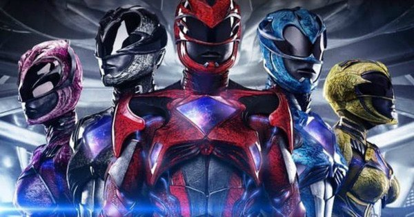 POWER RANGERS STANDS TOGETHER IN NEW POSTER.