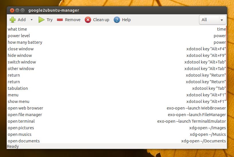 Linux Speech Recognition Using Google Speech API