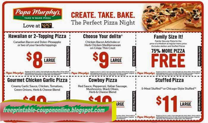 Godfathers pizza coupon codes