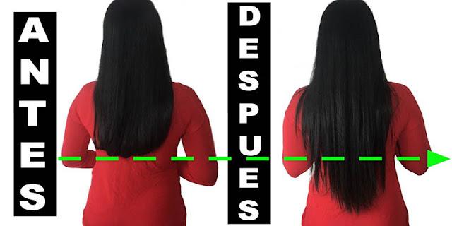Cómo hacer que el pelo largo rápido en 1 día - que realmente funciona?