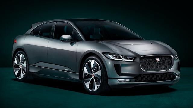Jaguar I-PACE se corona como el auto del año en Europa