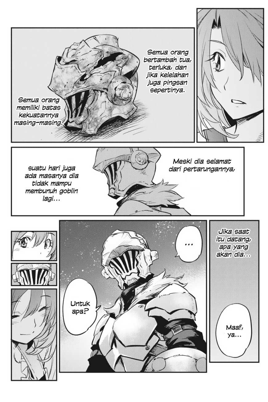 Goblin Slayer Chapter 10-32