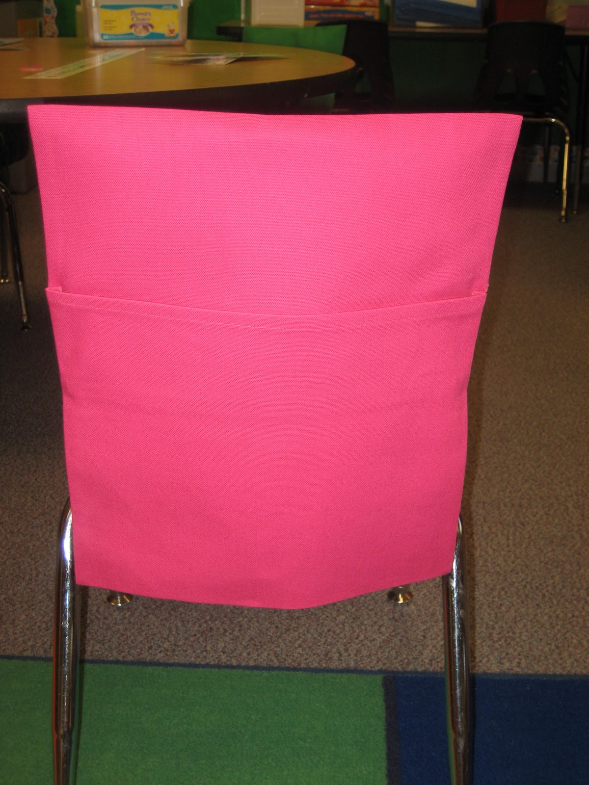 chair covers for kindergarten tall breakfast table and chairs ms heinrich 39s corner cubbies