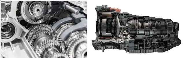 3-speed transmission