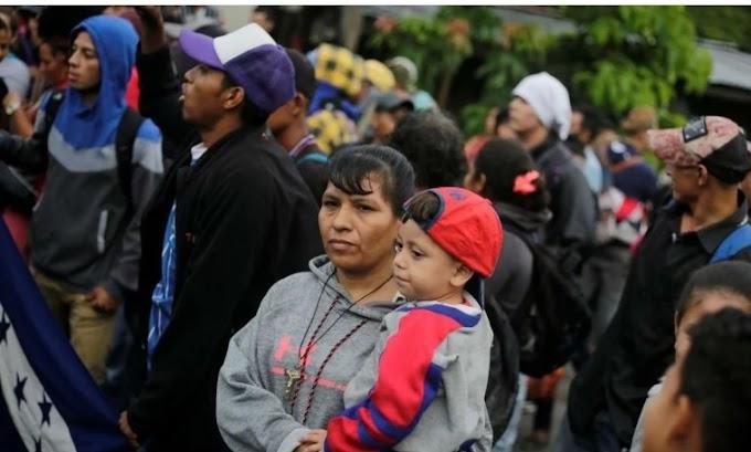 Con los brazos abiertos recibirán en Guanajuato a caravana de migrantes