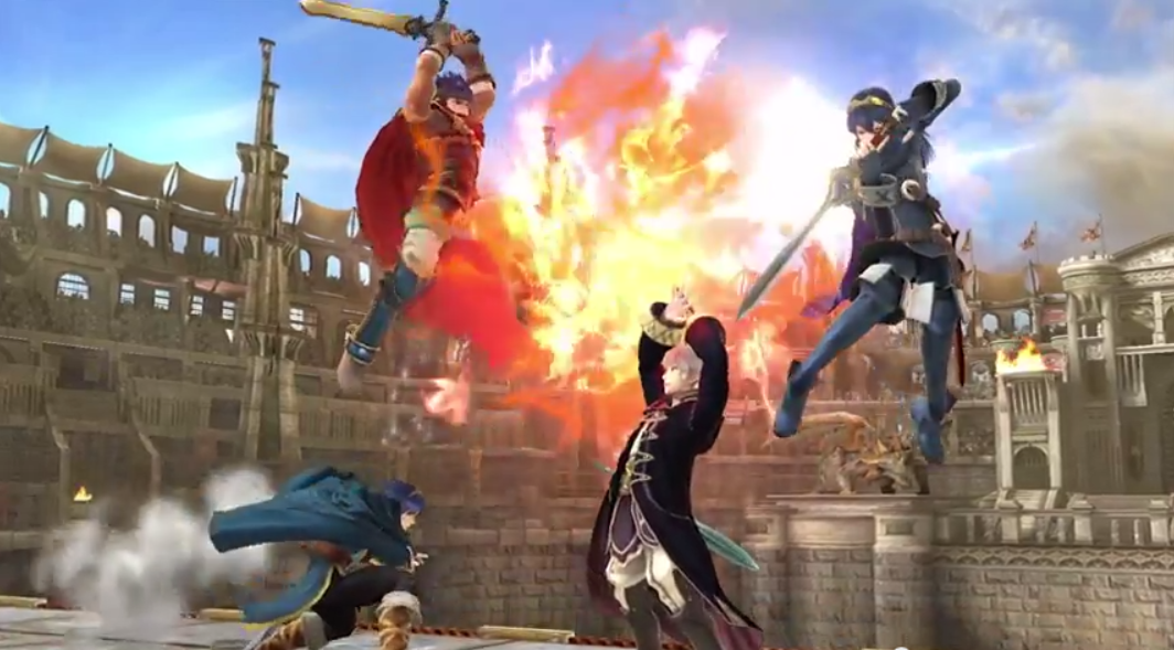 Free Online Download Super Smash Bros for 3DS and Wii U