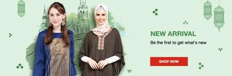 Promo Baju Lebaran Wanita
