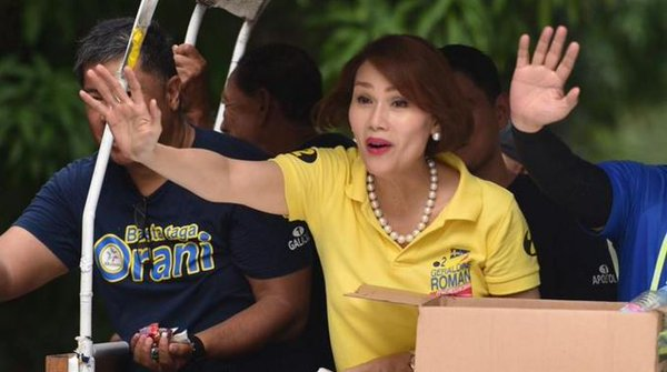 Geraldine Roman is the Philippines' first ever transgender politician