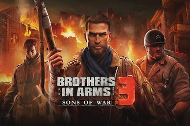 Download Brothers In Arms 3 Mod Apk V1.4.6J (Vip Free Weapons)