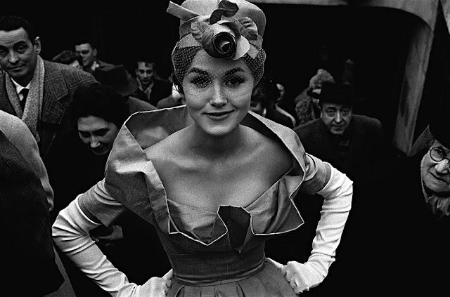Foto di moda di Frank Horvat