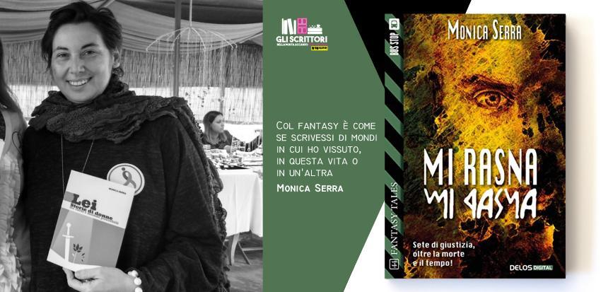 Monica Serra presenta:  Mi Rasna