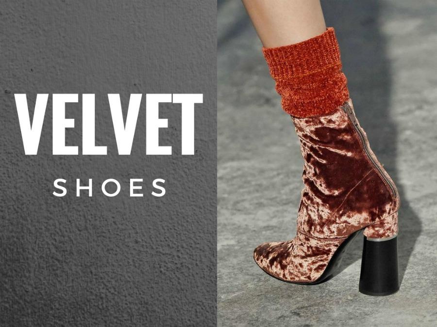 Velvet Shoes - Inspo