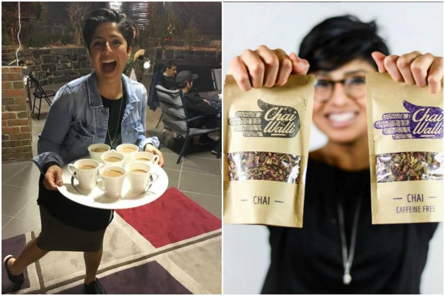 kmhouseindia: This Indian Chaiwalli Is Making The Country Proud